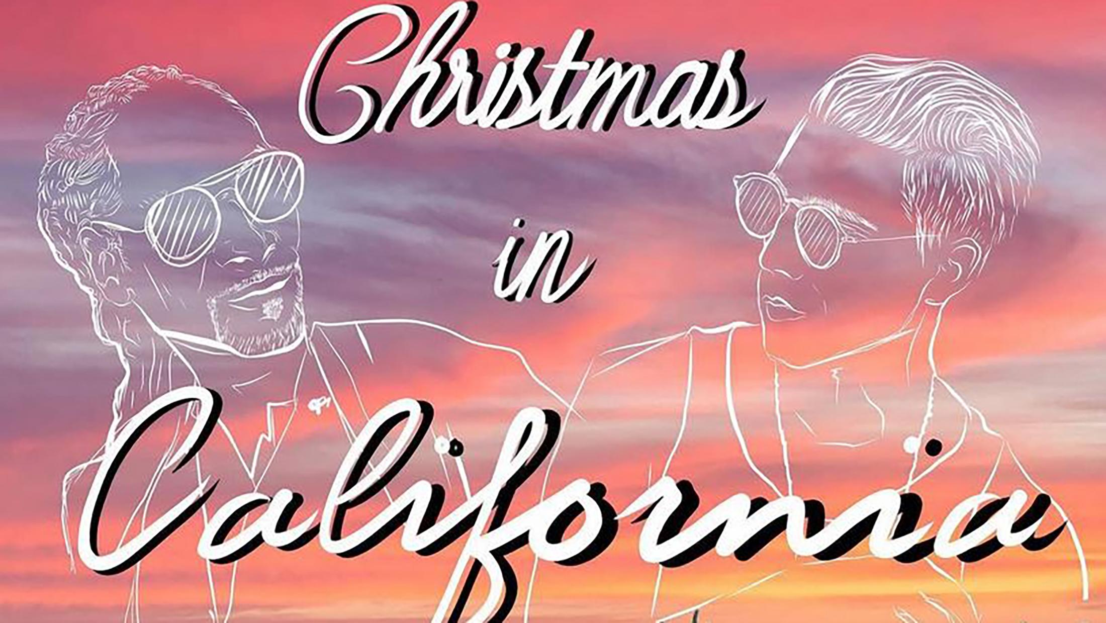 Un ex-candidat de La Voix 8 présente un duo de Noël avec Snoop Dogg!