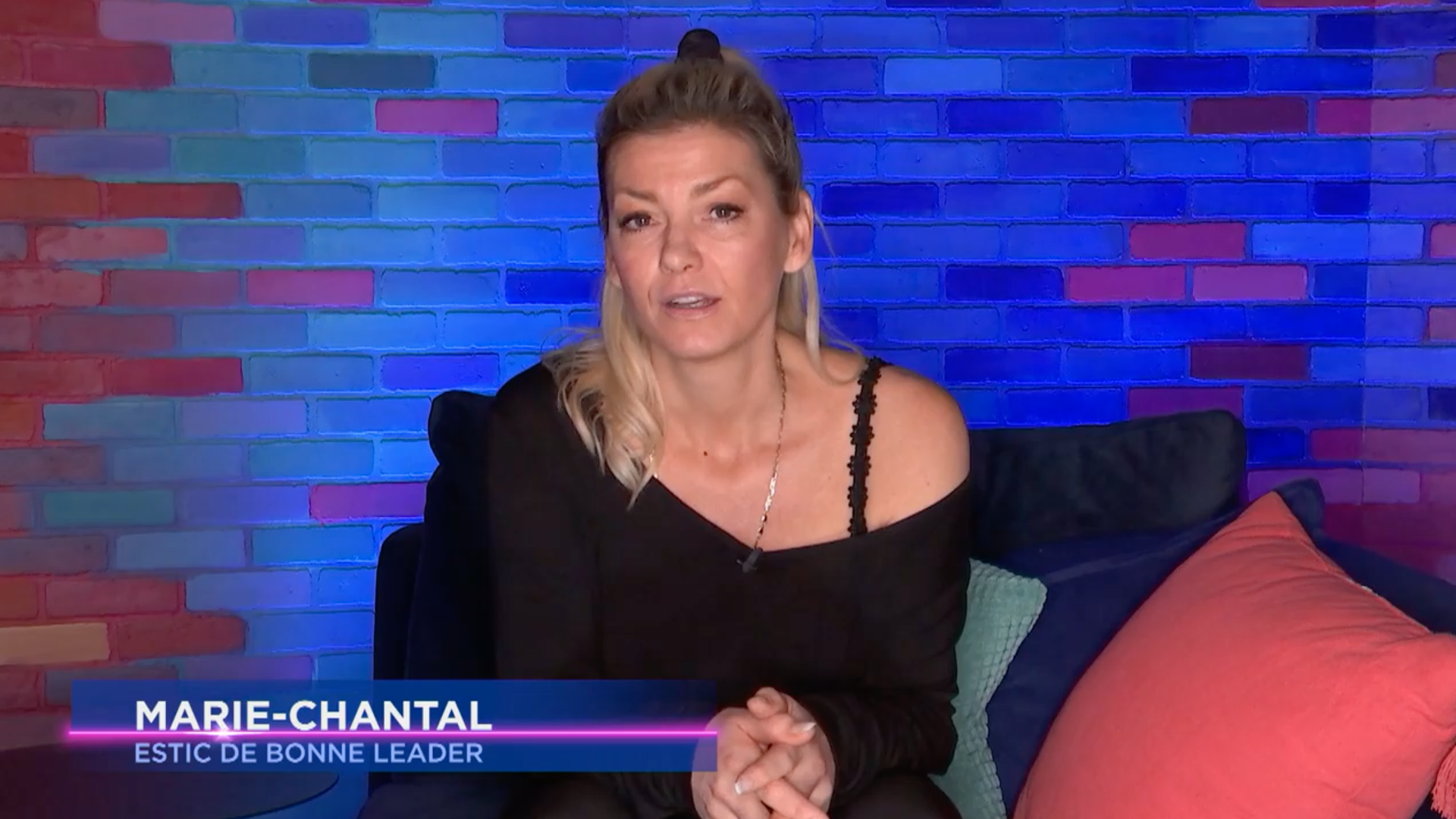 Voici pourquoi on ne verra pas la chicane entre Varda et Marie-Chantal à Big Brother