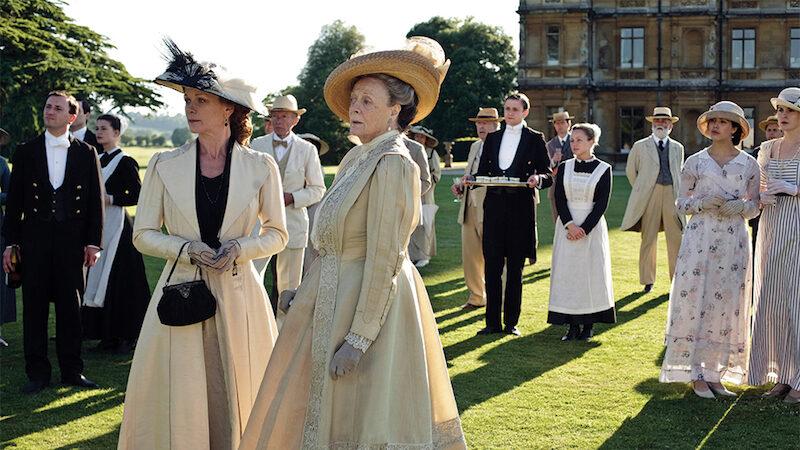 Downton Abbey 2 sur les écrans à Noël