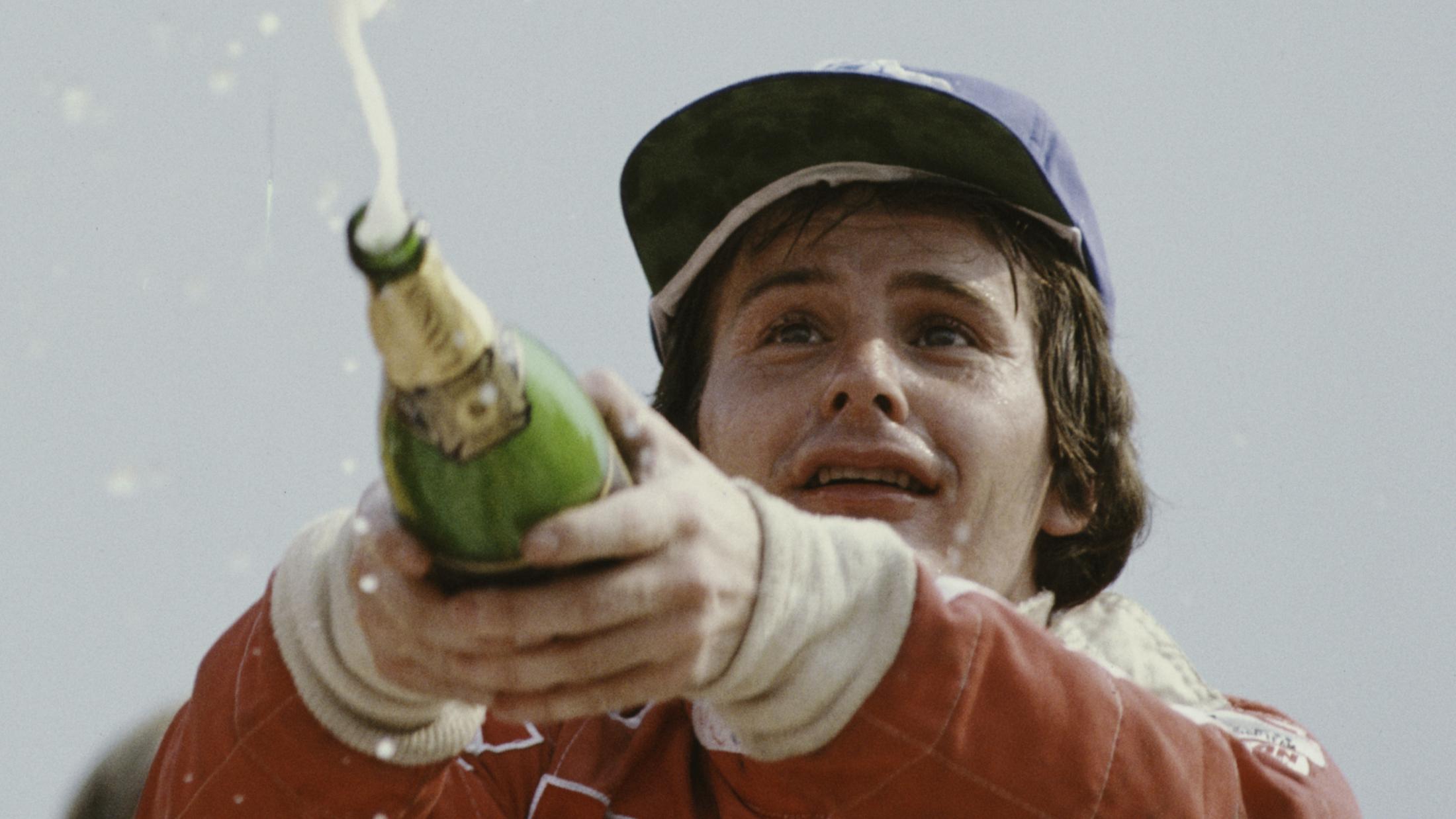 Il y aura enfin un film sur la vie de Gilles Villeneuve!
